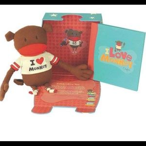Other - NWT I love Monkey Discovery Kit